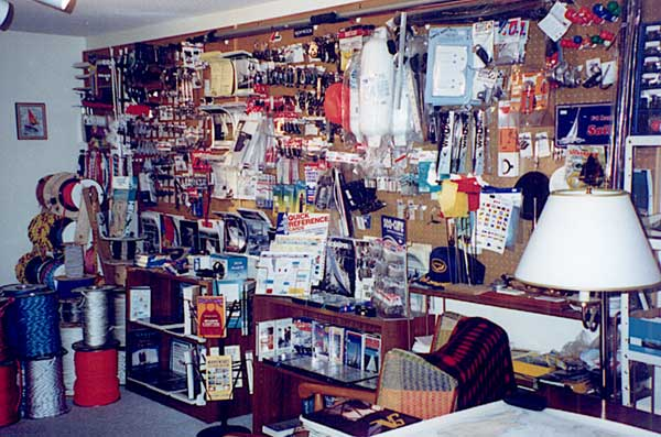 Sailboat Accessories and Parts